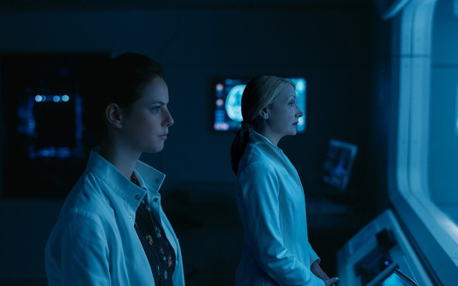 Gotta button up that lab coat