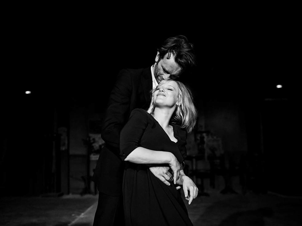 Tomasz Kot and Joanna Kulig in Cold War