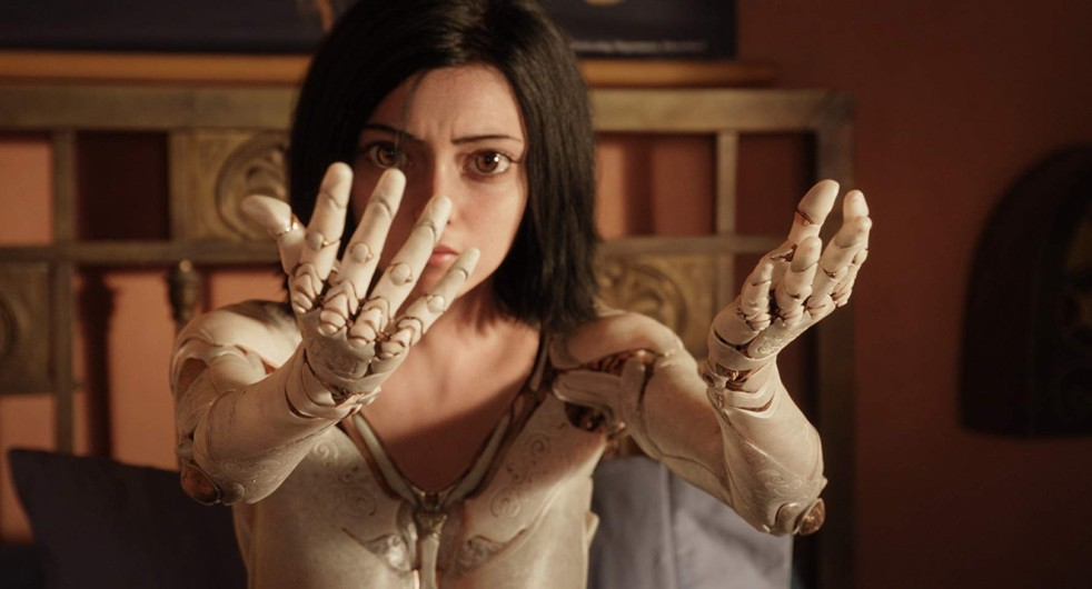 Roza Salazar in Alita: Battle Angel