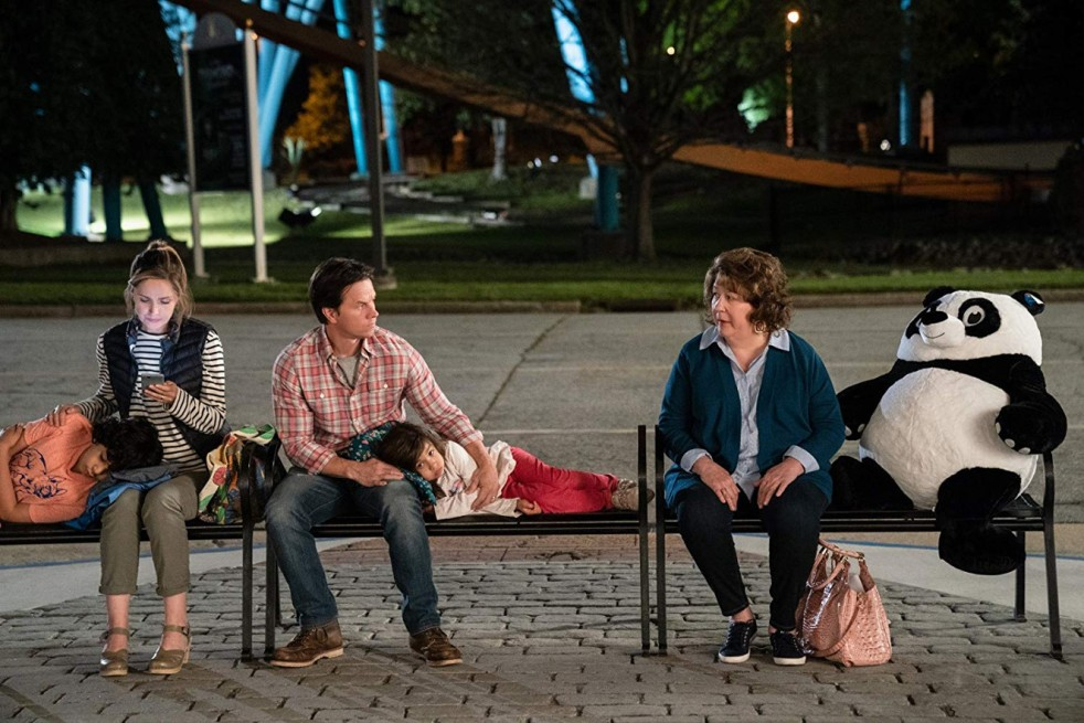 Mark Wahlberg, Rose Byrne, Gustavo Quiroz, Julianna Gamiz and Margo Martindale in Instant Family