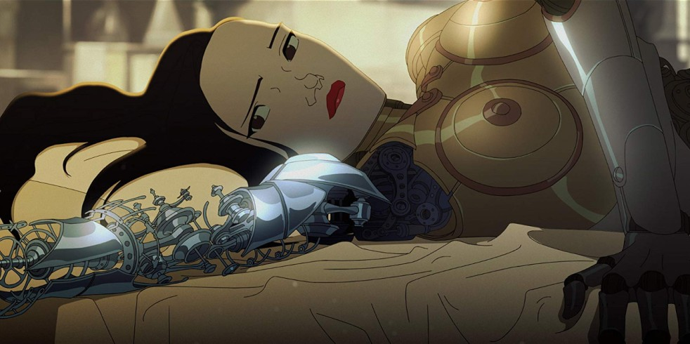 Still from the Love, Death & Robots episode 'Good Hunting'