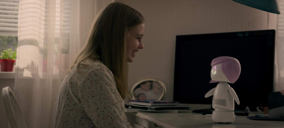 Angourie Rice in the Black Mirror episode: Rachel, Jack and Ashley Too